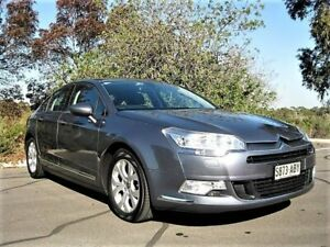 2008 Citroen C5 X7 Comfort HDi Grey 6 Speed Sports Automatic Sedan Enfield Port Adelaide Area Preview