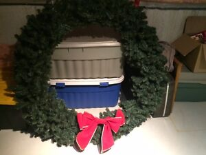 OUTDOOR CHRISTMAS WREATH FOR SALE!!