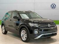 2021 Volkswagen T-Cross 1.6 Tdi Se 5Dr Dsg Auto Estate Diesel Automatic