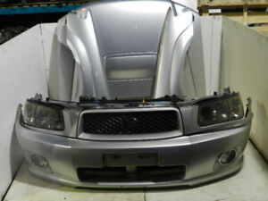 1998 2002 JDM SUBARU FORESTER FRONT END CONVERSION