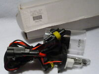 High Quality Xenon HID H4 H/L, 4300K & H11, 3000K, New in Box