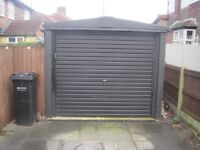 Garage door in vg condition - collection only