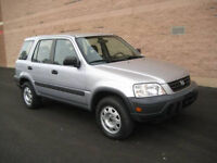 1997 Honda CR-V SPORT AWD------YEAR END CLEAROUT SALE