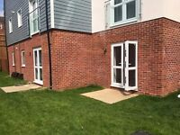 Ground Floor Two Bedroom Modern Apartment In Wellingborough With Use Of Garden Area