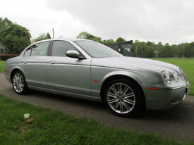 2007 (57) Jaguar S-TYPE 2.7D V6 auto SE ***CREDIT/DEBIT CARDS ACCEPTED***