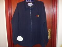 2 Regatta Fleece Jackets to fit up to 54 in chest - brand new