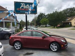 2015 Chevrolet Cruze 2LT RS