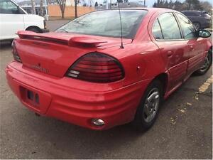 2002 Pontiac Grand Am SE1 GORGEOUS AUTOMATIC NEW TIRES!