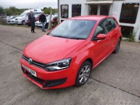 VOLKSWAGEN POLO - EF60XRP - DIRECT FROM INS CO