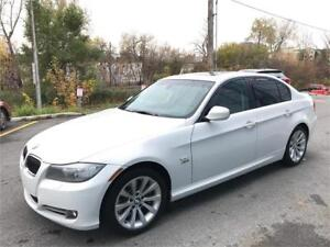 2011 BMW 335 I XDrive Sunroof auto bas Kms Awd