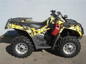 2008 Can Am Outlander XT 500