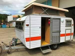 Millard Micro 1980 pop top caravan in great condition Burleigh Heads Gold Coast South Preview