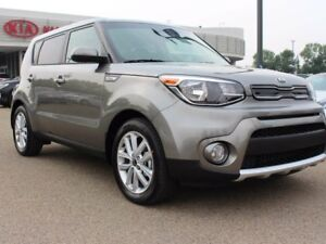 2018 Kia Soul EX, HEATED SEATS, SIRIUS, HEATED WHEEL, BACKUP CAM