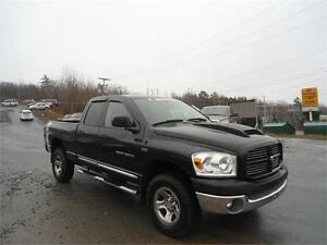 NEW MVI ! 2007 Dodge Ram 1500 SLT ! BEAUTIFUL TRUCK !!!