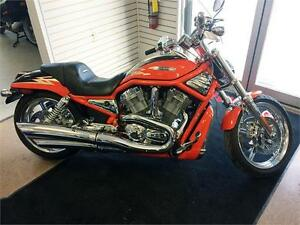 2005 Harley Davidson V-Rod CVO Screaming Eagle
