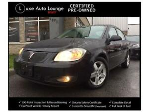 2010 Pontiac G5 SE - AUTO, SUNROOF, BLUETOOTH, REMOTE STARTER!