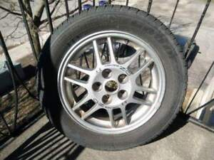 Like new tires and rims