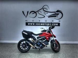 2015 Ducati Hypermotard-Stock#V2848NP-Free Delivery in the GTA**