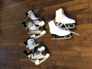 Kids Ice Skates for Sale