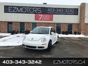2010 Volkswagen New Beetle Coupe Comfortline/low kms/loaded/acci