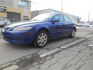 2005 Mazda Mazda6 GS,TOUTE EQUIPE...