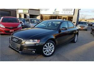 2012 Audi A4 2.0T LEATHER, P-MOON