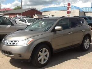 SOLD...2004 Nissan Murano SL 169KMS $4500