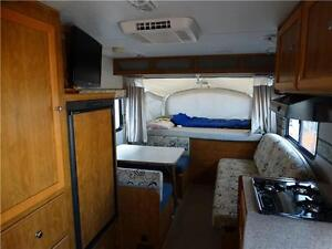 2005 Hybrid Travel Trailer. Fall finance special! Kitchener / Waterloo Kitchener Area image 11
