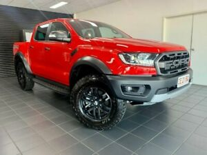 2019 Ford Ranger PX MkIII 2019.75MY Raptor Red 10 Speed Sports Automatic Double Cab Pick Up Berrimah Darwin City Preview