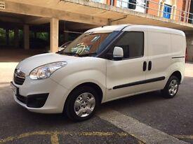 Vauxhall Combo 2000 L1h1 CDTi Sportive (white) 2016