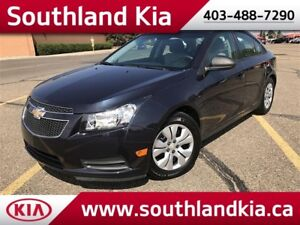 2014 Chevy Cruze (only 19,000 kms)