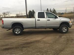 2004 Dodge Ram 2500 SLT 4X4 HEMI = CREW CAB LONG BOX = NEW PARTS Edmonton Edmonton Area image 9