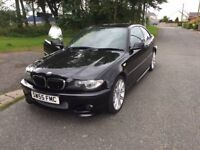BMW 325ci M Sport semi-automatic coupe