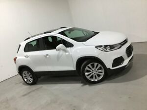 2018 Holden Trax TJ MY18 LTZ White 6 Speed Automatic Wagon Mile End South West Torrens Area Preview