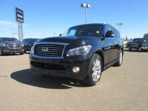 2012 INFINITI QX56 7-passenger. Text 780-205-4934 for more infor