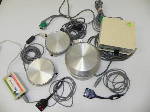 Laborie Medical Uroflow 2 Consoles, Transducers, Cables etc.