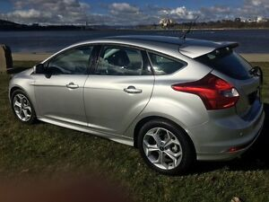 2014 Ford Focus Hatchback Kingston South Canberra Preview