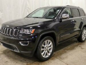 2017 Jeep Grand Cherokee Limited 4dr 4x4 w/ Leather, Sunroof, Ba