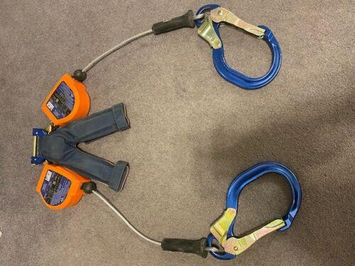 3M™ DBI-SALA® Nano-Lok™ Edge Twin-Leg Quick Connect Self Retracting Lifeline