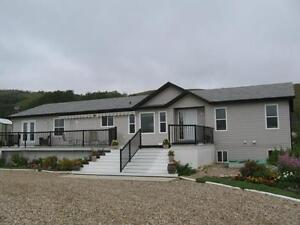 >NEW PRICE< PEACE RIVER ACREAGE FOR SALE WITH A RIVER VIEW