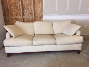Pull out couch, chair, ottoman