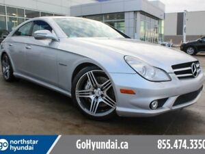 2009 Mercedes-Benz CLS-Class AMG/507HP/AIRMATIC SUSPENSION/LOW K