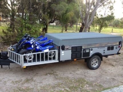 Offroad Camper Trailer - Awesome Design, Heavy Duty West Perth Perth City Preview