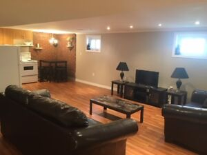 Cobourg:1 Bedroom for Rent in Fully Furnished In-Law Suite Sep.1
