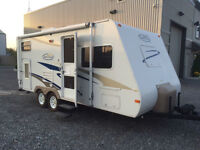Roulotte Trail Cruiser 21RBH 2007