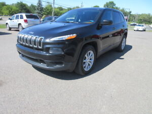2014 Jeep Cherokee $39 WEEKLY SUV, Crossover