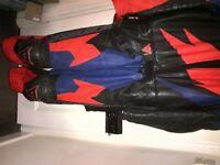 Dainese motorbike leathers