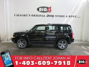 2017 Jeep Patriot Sport/North, DEMO, Bluetooth, Heated Seats