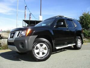 "2012 NISSAN XTERRA S 4X4 V6 (CLEAN CARPROOF, ""MVI'D & READY TO R"