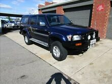 2002 Toyota Hilux KZN165R SR5 (4x4) Blue 5 Speed Manual 4x4 Holden Hill Tea Tree Gully Area Preview